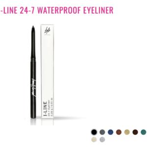 I-LINE 24-7 WATERPROOF EYELINER