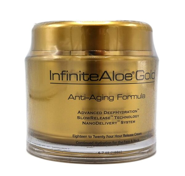 infinite aloe gold
